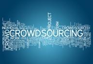 """Word Cloud """"Crowdsourcing"""""""